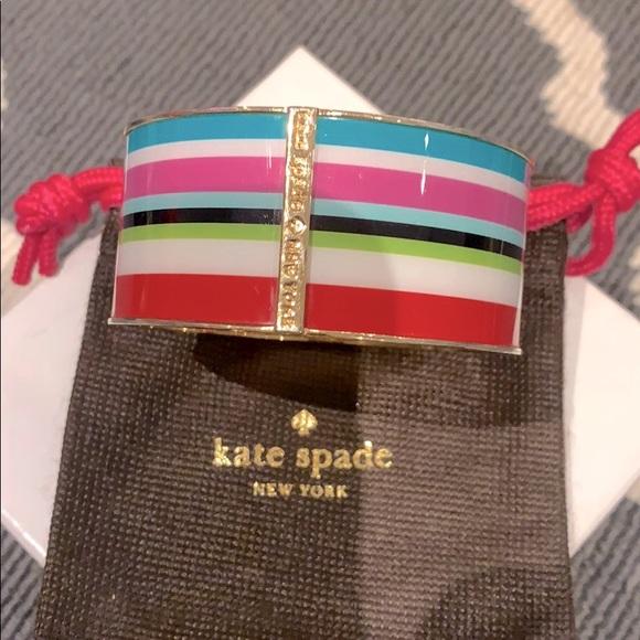 Kate Spade Multicoloured Bangle